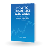 How to Trade like W.D. Gann Book